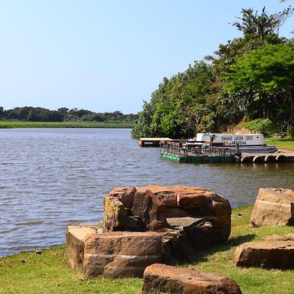 zinkwazi lagoon ferry